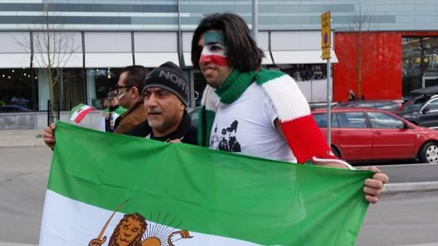 امید دانا بازی ایران و سوئد