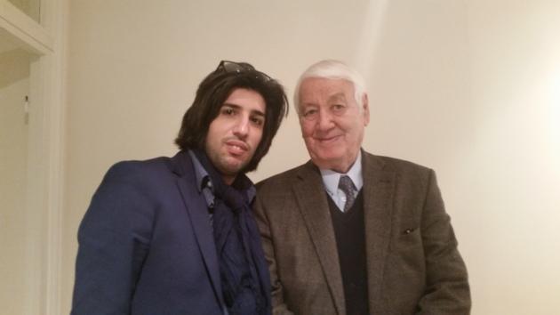 هوشنگ معین زاده _ امید دانا